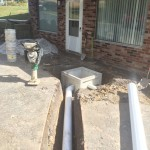 Dry up problem areas around the home