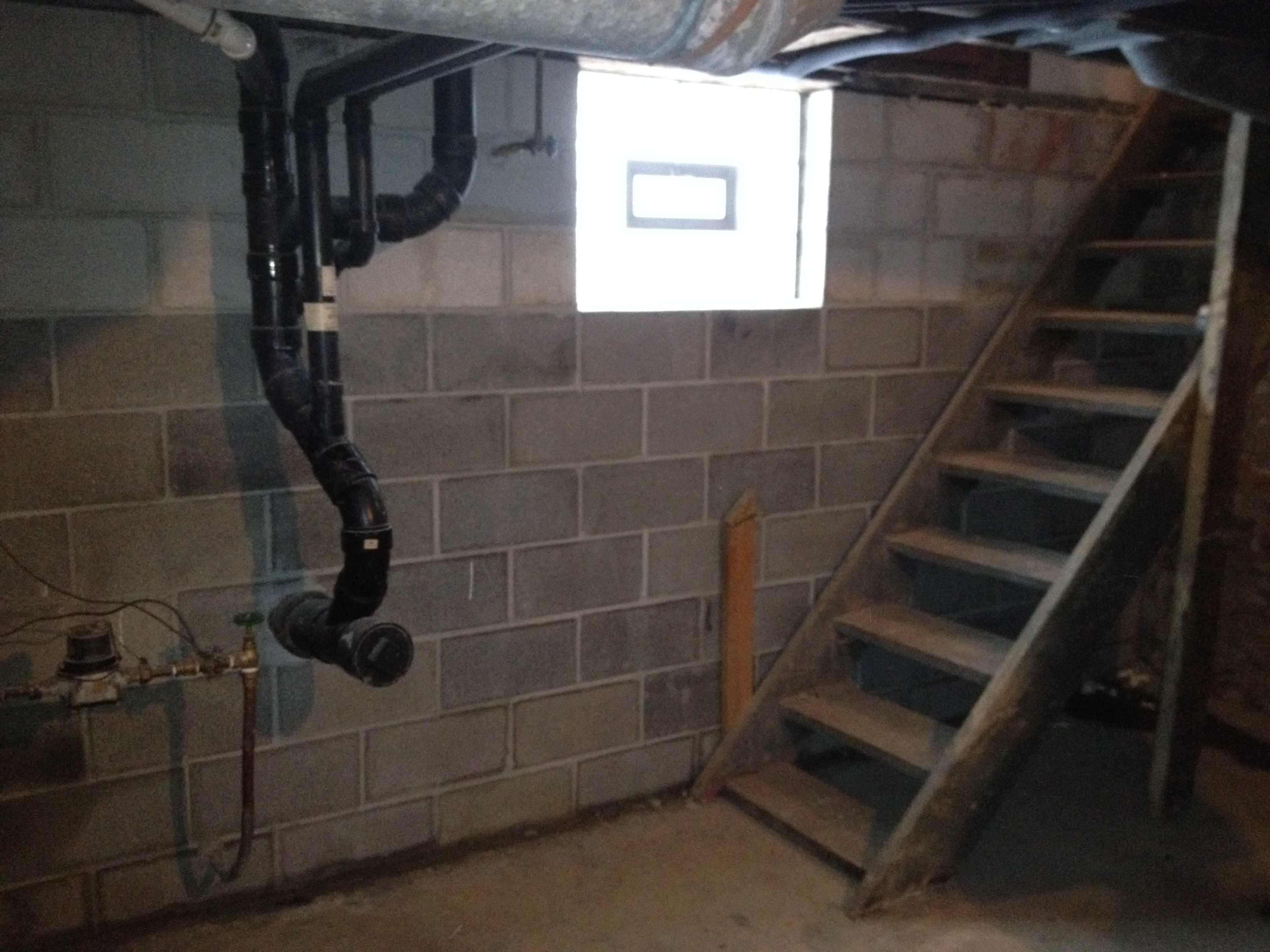 Foundation replacement pioneer basement solutions for Block basement