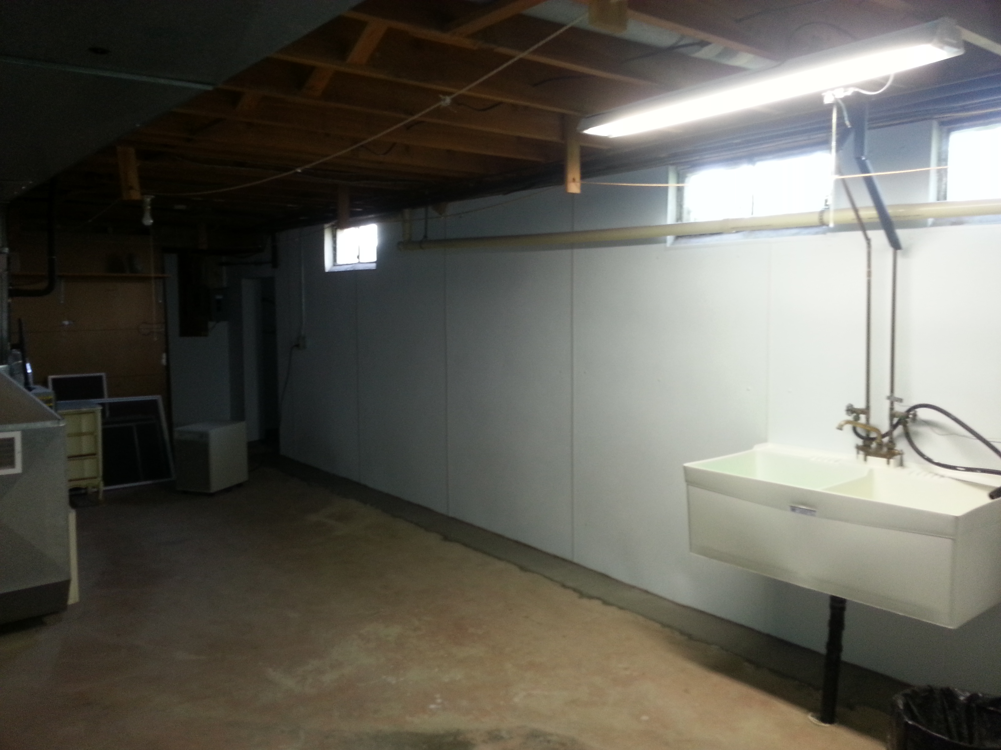 Basement Waterproofing Medina Oh Pioneer Basement Solutions