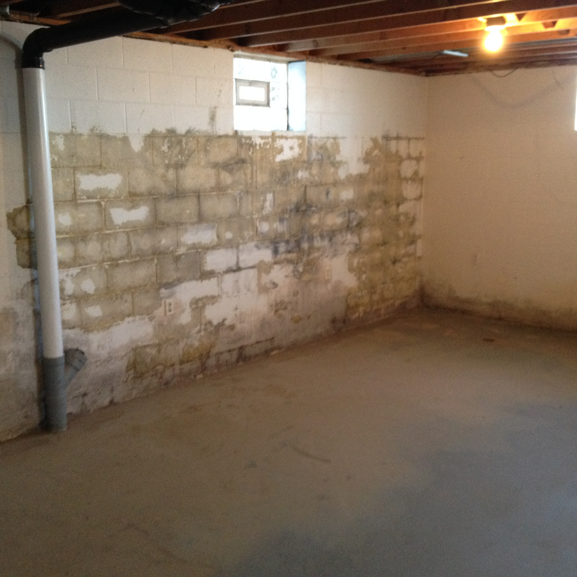 Basement waterproofing diy is it worth the time and expense Exterior basement waterproofing